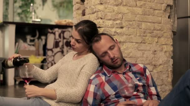 Пьяная спит фото видео