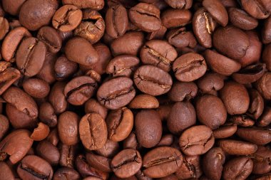 roasted coffee beans,  background