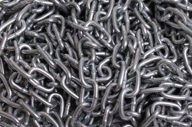 a chain close up