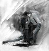Argentine tango, latin