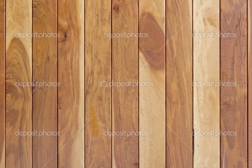 textura de tablón de madera de teca con pared de patrones naturales ...