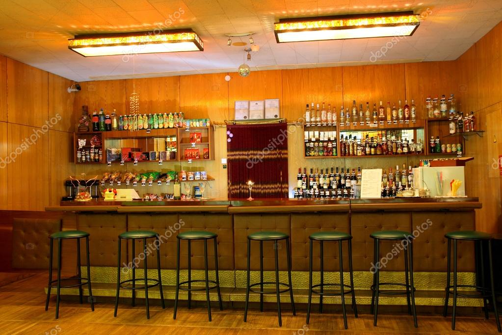 Classic bar — Stock Photo © v-strelok #37111821