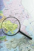 zaměřit se na Ukrajině
