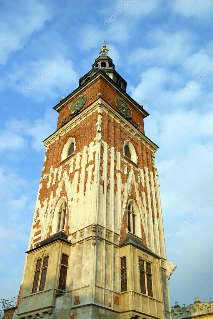 Фотообои City Hall Tower