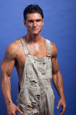 Sexy farmer
