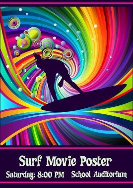 Surf movie poster
