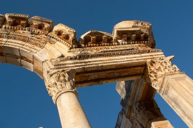 Ancien arch in Efes