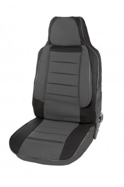 Gray Car seats.