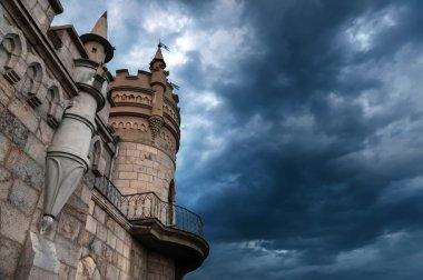 castle Swallow's Nest in Big Yalta 1