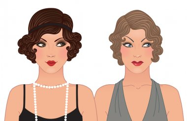 Hairstyle and make-up