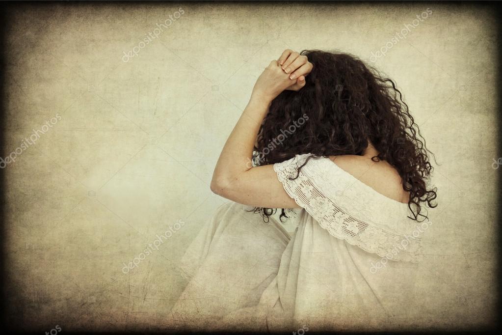 Mulher — Fotografia de Stock