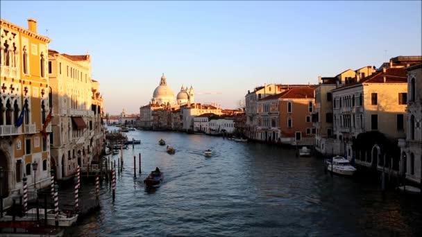 Canal Grande Velence, Olaszország,