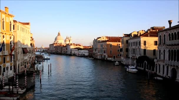 canal Grande Benátky, Itálie,