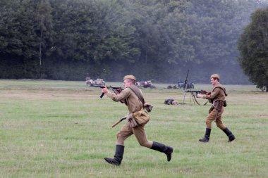 Military odyssey at Detling Kent UK