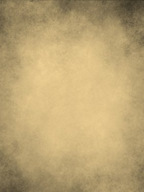 Gold brown background paper with vintage grunge background
