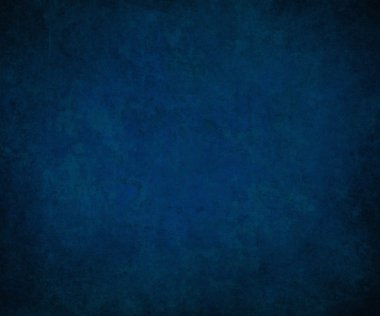 Royal blue background black border
