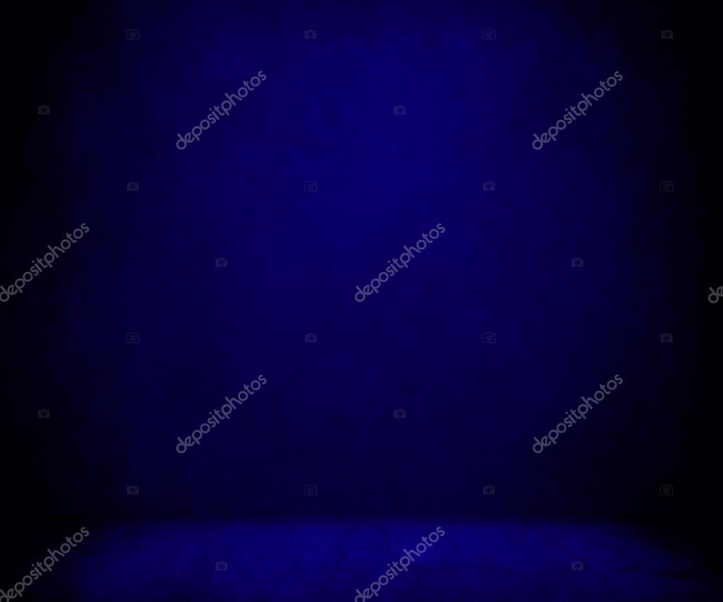 Astratto Sfondo Blu Solido Angosciati Antico Scuro Threshold Foto