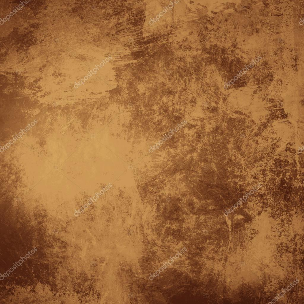 Abstract Brown Background Paper Or White Background Wall