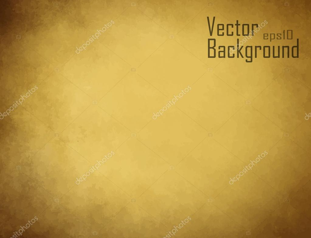 Vector paper. Old paper background.