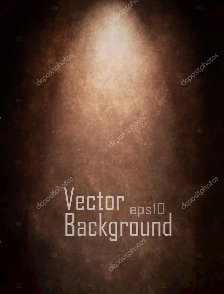 Light Wall Background - Vector