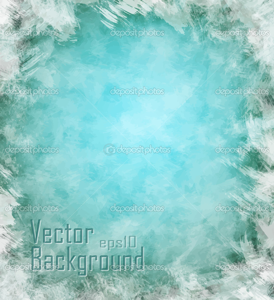 Background blue abstract website pattern - Vector