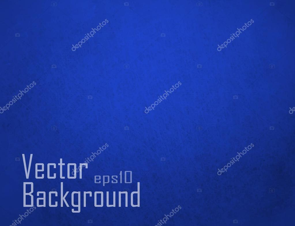 Soft Blue Background - Vector