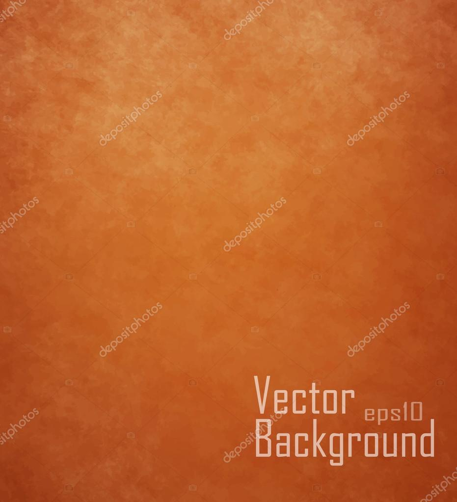 Orange background. Vector texture.