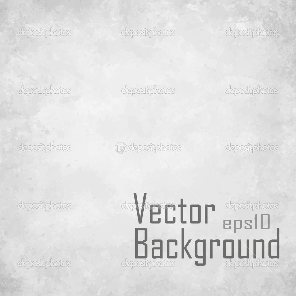 Soft Grey Background - Vector