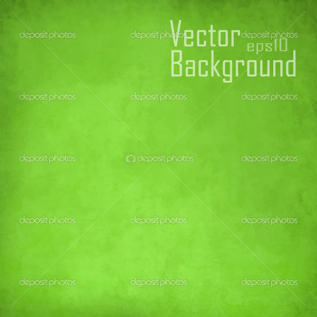 Green vector backgrpound