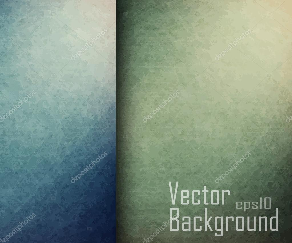 Vector elegant gold background with lighting, grunge texture