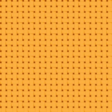 Seamless background texture with woven straw