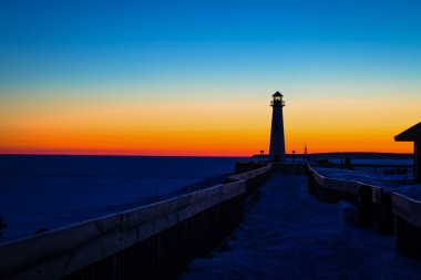 St. Ignace Sunrise