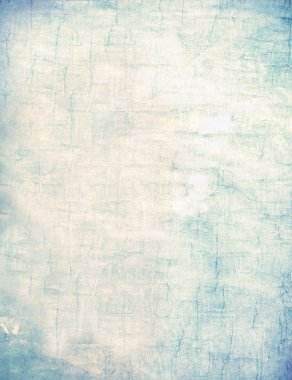 Blue tan grunge abstract background texture with paint splatters