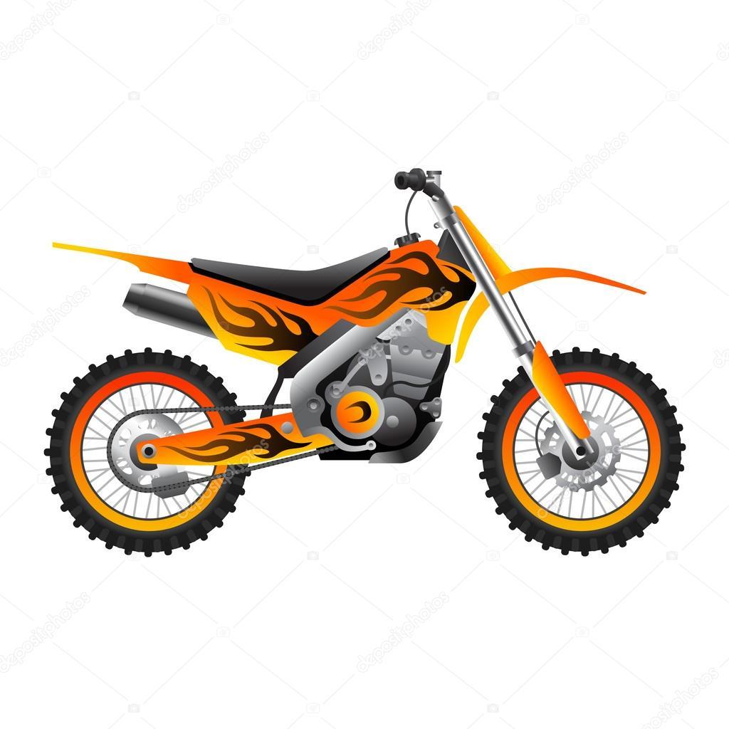Sport Moto Avec Tribal Design Image Vectorielle Game Gfx C 38238425