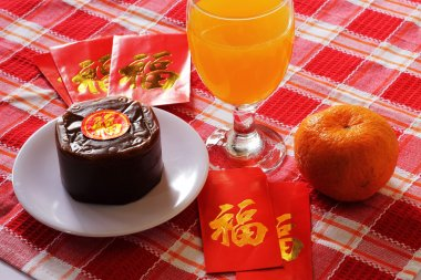 Nian Gao Chinese New Year special dishes