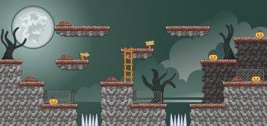 2D Tileset Platform Game 17