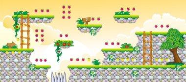 2D Tileset Platform Game 21
