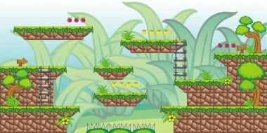 2D Tileset Platform Game 27