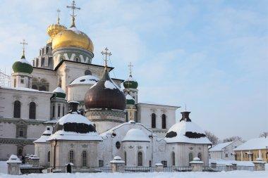 The New Jerusalem Monastery.