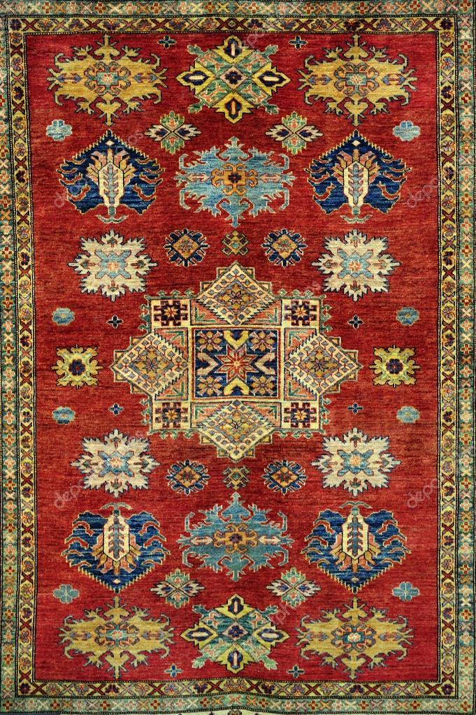 Afryki Bliskiego Wschodu Dywan Zdjęcie Stockowe Avarand
