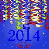 2014 Ribbon New Year