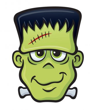 Frankenstein Monster Face