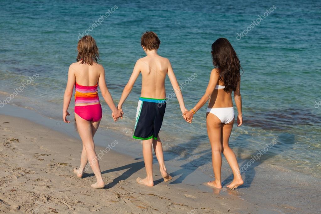 Vaciado adolescente de pic playa