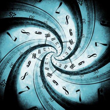 Time Vortex Concept
