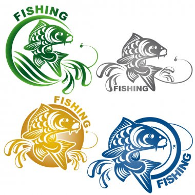 Logo fishing