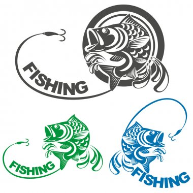 Logotype fishing