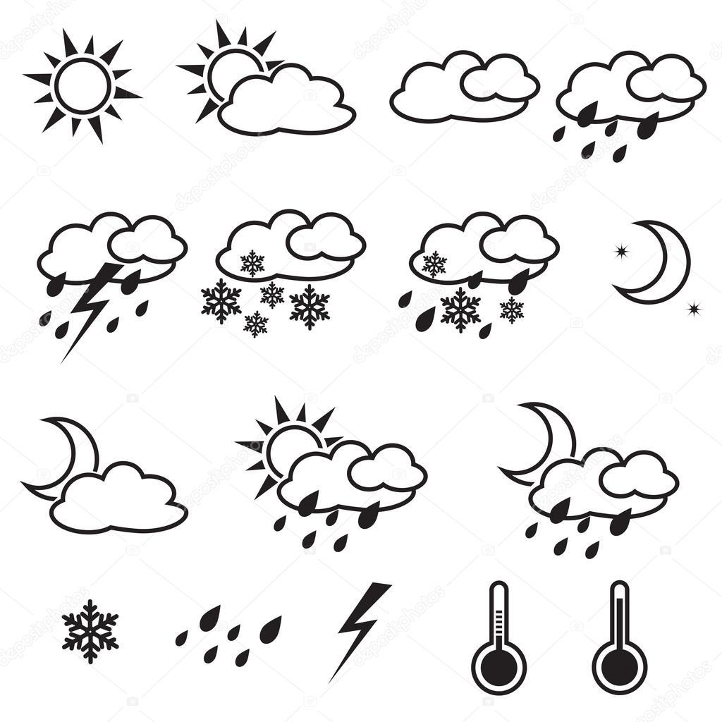 прогноз погоды черно белые картинки криминальное чтиво