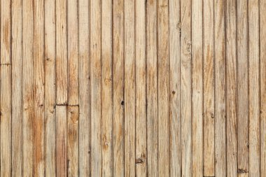 Old wood wall surface, wooden texture, vertical boards.