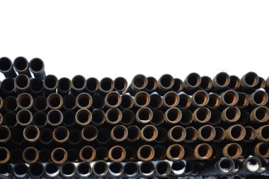 Pipes for oil wells