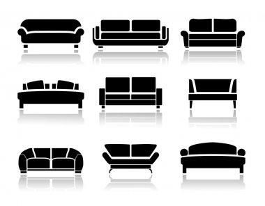 Vector sofa